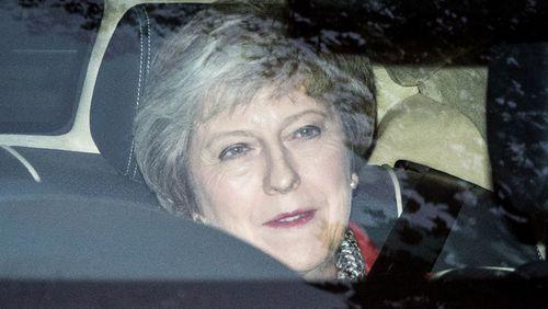 Brexit warning: Dumping me won't make negotiations with EU any easier, warns Theresa May