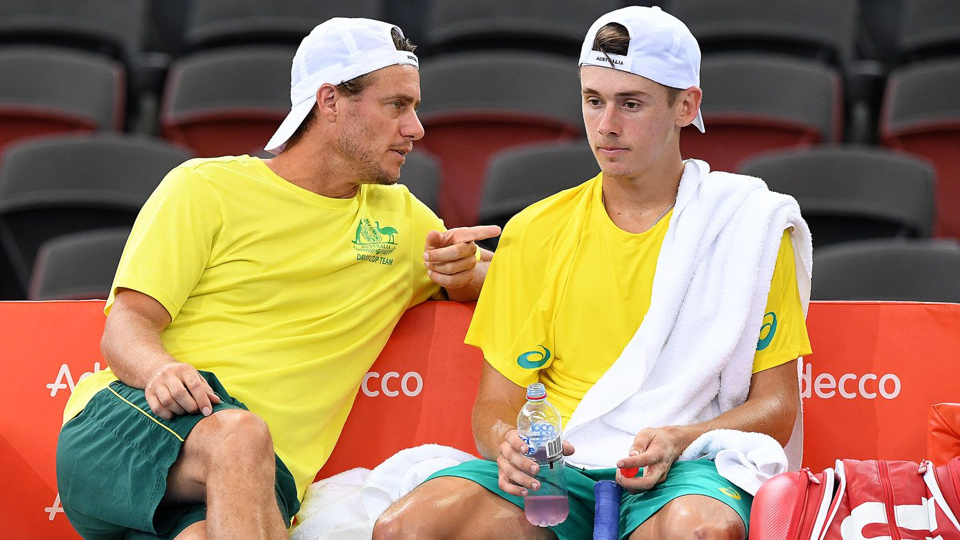 The truth behind Hewitt's Davis Cup outrage