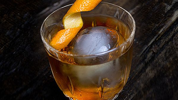 See My Baby whisky cocktail
