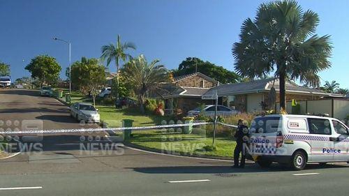 Gold Coast crime scene