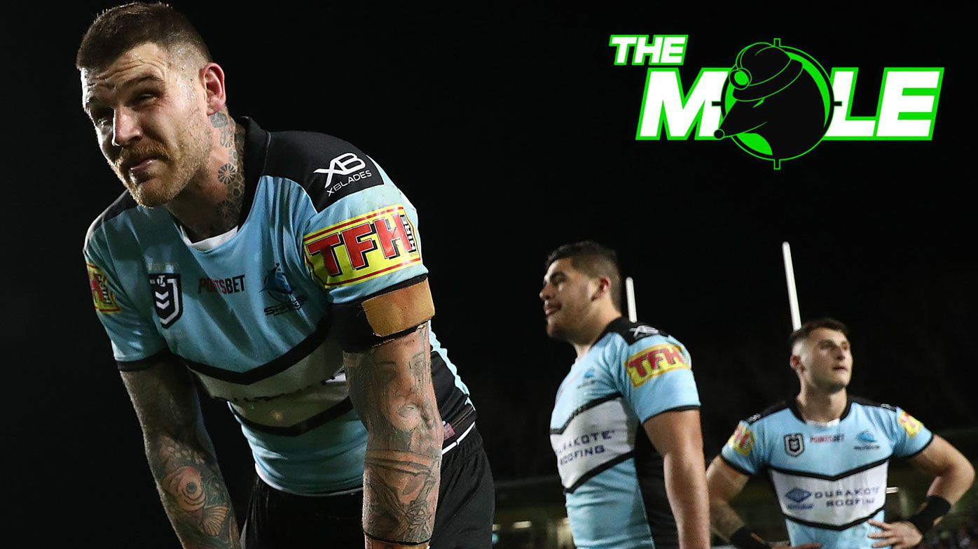 The Mole: Roosters considering signing Josh Dugan as Latrell Mitchell replacement