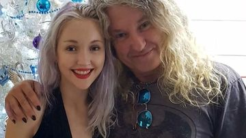 Troy Cordingley told 9News he discovered Toyah's daughter on Monday.