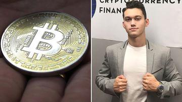 Bar mitvzah Bitcoin baron turns $5k into $500,000