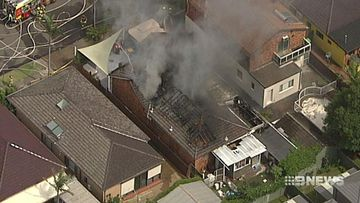 Sydney house destroyed by fire had no smoke alarms installed