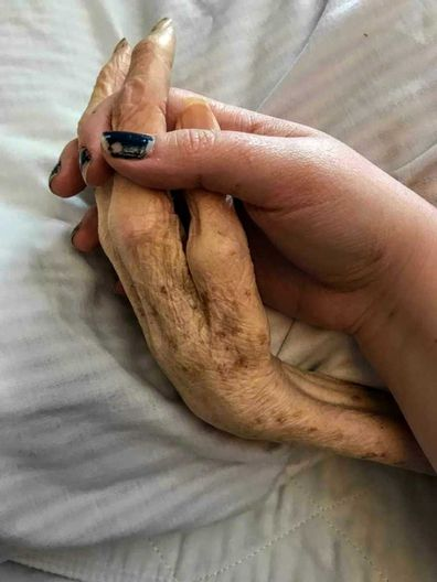 Reddit reunites woman with dying mum