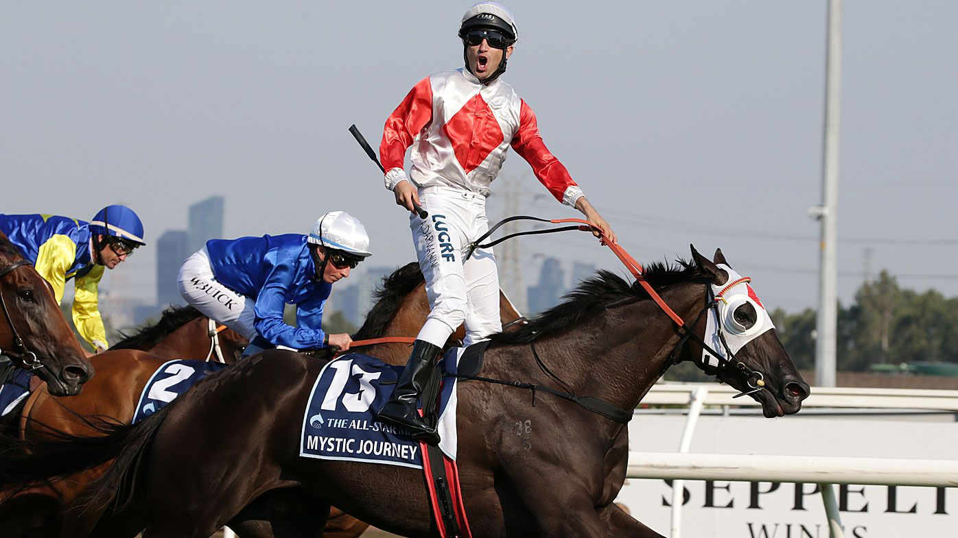 Mystic Journey wins All Star Mile