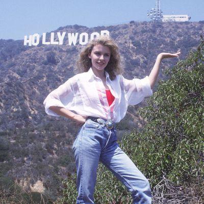 <p>Kylie Minogue: 1988</p>
