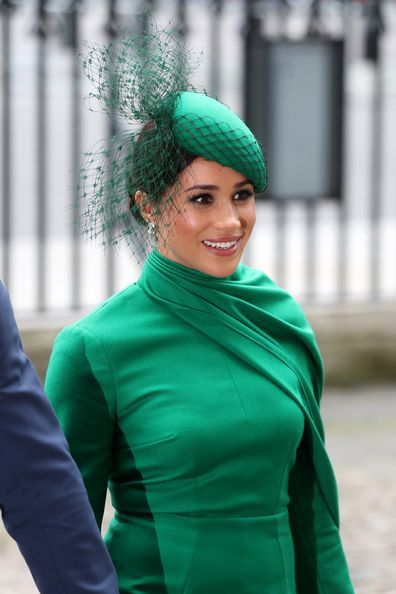 Meghan Markle and Prince Harry Commonwealth Day
