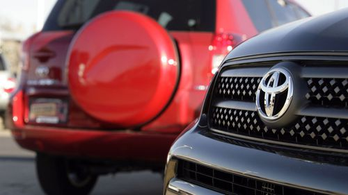 Toyota Australia issues recall for 98,000 RAV4s over seatbelt issue