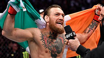 Conor McGregor (Getty)