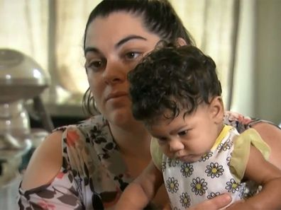 Judge threatens to take mum's baby for breastfeeding in court