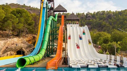 British tourist breaks neck on Spanish waterslide