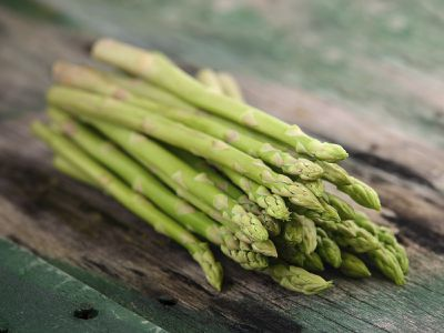 <strong>#18 Asparagus (2.2g of protein per 100g)</strong>