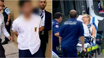 An 18-year-old will be sentenced over a stabbing attack on a teacher and two students at Bonnyrigg High School two years ago.