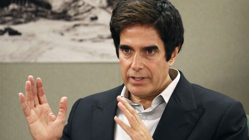 Billionaire Illusionist David Copperfield won't have to pay a British tourist who was injured taking part of one of his Las Vegas tricks.