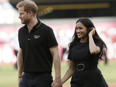 Meghan Markle's eternity ring has Harry and Archie's birthstones