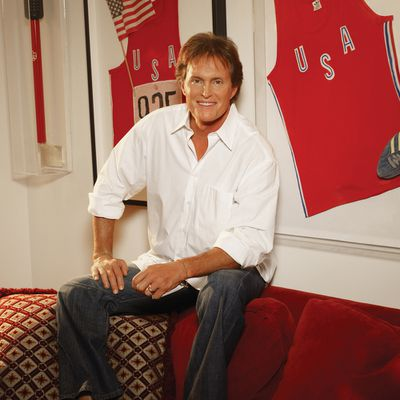 Bruce Jenner (now Caitlyn), 2007