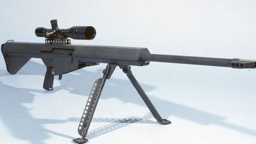 The original Barrett M82.