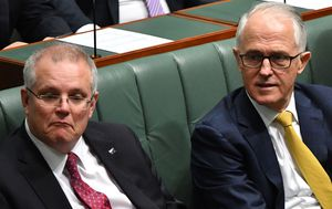 Turnbull claims 'daggy dad' Morrison didn't deserve to win election