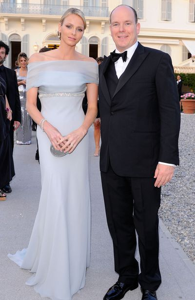 Prince Albert and Princess Charlene of Monaco, 2011