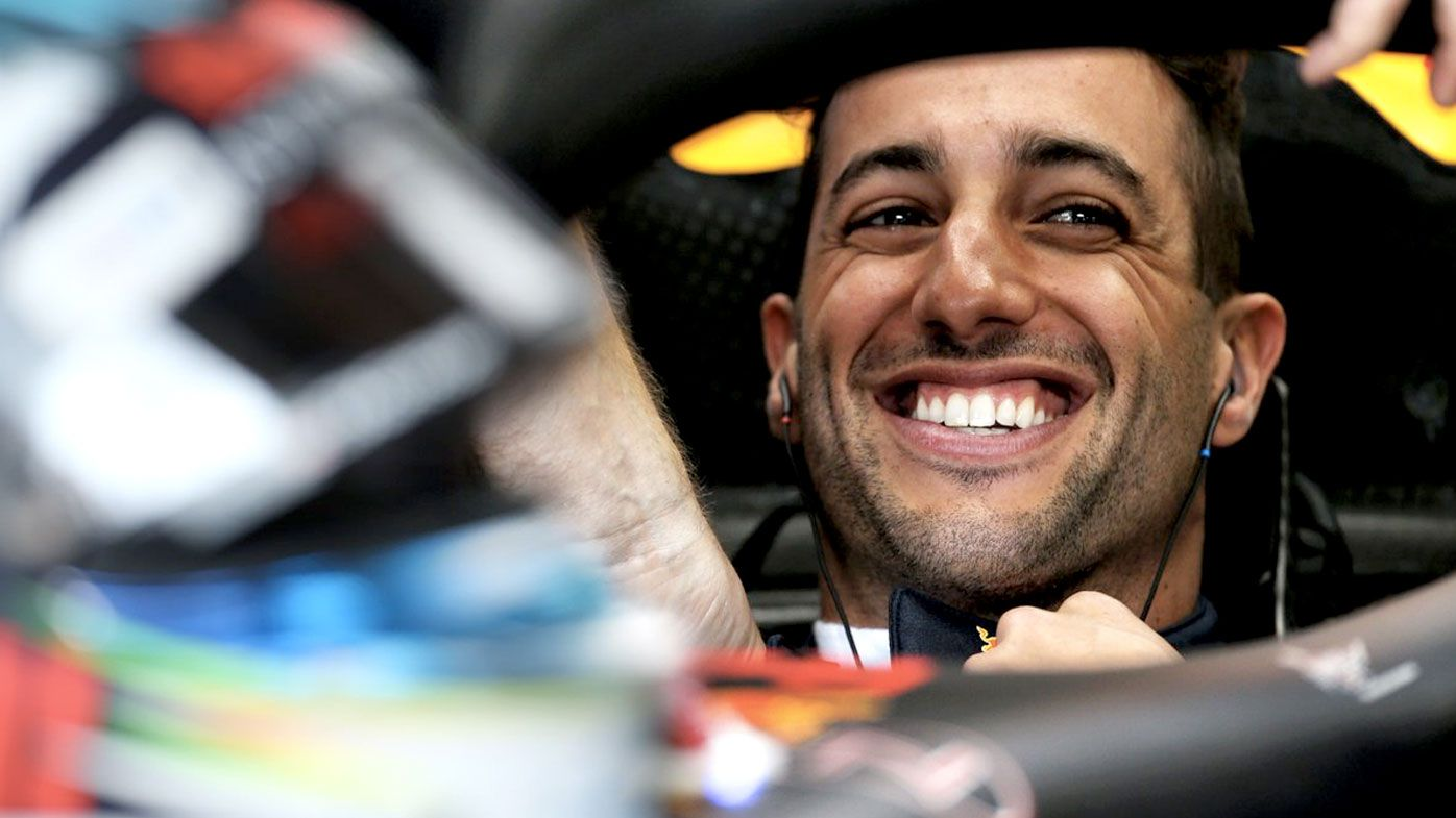 Daniel Ricciardo explains decision for shock Red Bull exit