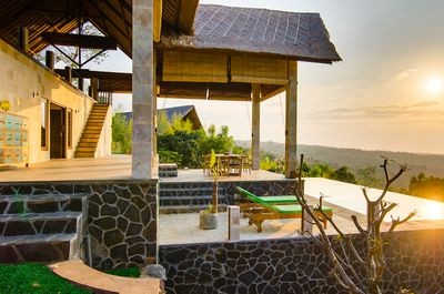 1. Luxury villa with 180 degree view pool, Singaraja, Bali