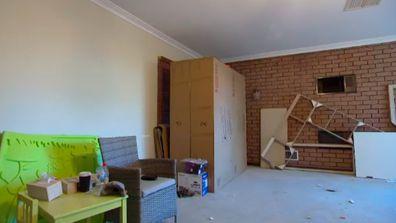 Before and after stunning community renovation