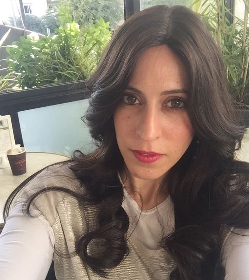 A supplied image obtained on Tuesday February 13, 2018 of Nicole Meyer, one of three sisters accusing former Melbourne school principal Malka Leifer of sexual abuse.