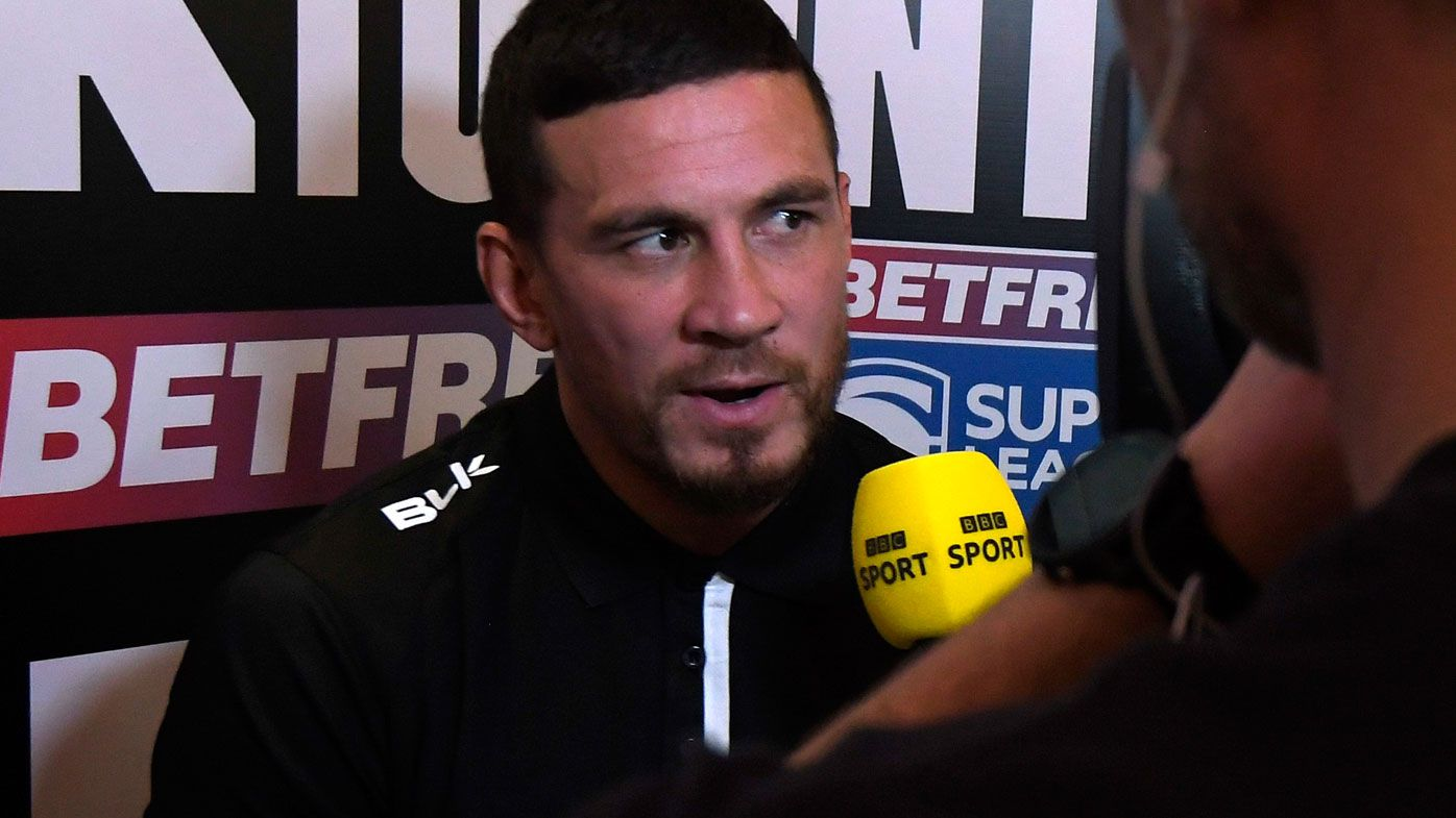 Sonny Bill Williams given green-light to cover Super League betting sponsors logo