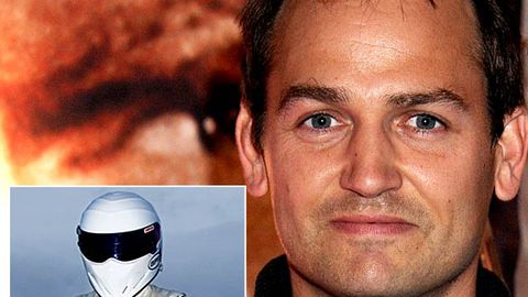 The Stig planning Top Gear rival