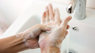Are you washing your hands long enough to avoid the winter ills?