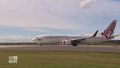 Queensland's new $1.1b runway opens with stunning air spectacle