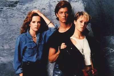 Love, love, love. What's a teen movie without unrequited love? Especially when it's across high-school cliques. Lea Thompson, Eric Stoltz and Mary Stuart Masterson were at the centre of this love triangle (or square if you include the rich ex-boyfriend Craig Sheffer).