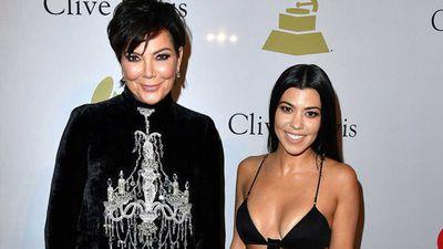 Kourtney Kardashian shares Kris' famous brownie recipe