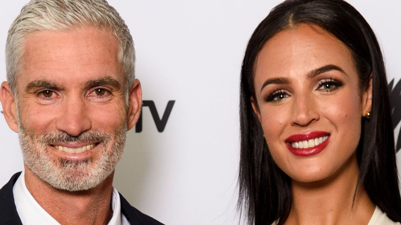 Craig Foster and Lucy Zelic