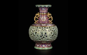 Rare Chinese vase once sold for $80 auctioned for more than $30 million