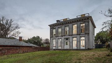 Historic mansion without kitchen or bathroom hits the market with close to $8 million price tag