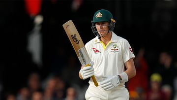 Labuschagne registers a half-century at Lord's