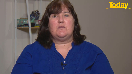 Mandy Weber has been on JobSeeker since the start of the pandemic. With debts mounting she has fears about how she will get by.