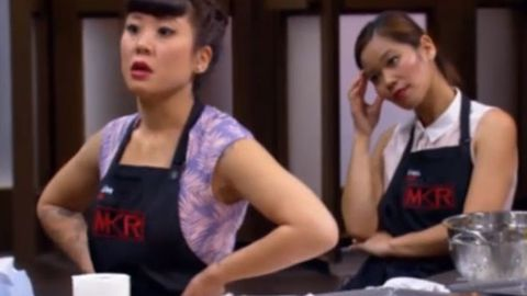 Watch: Is this more proof <i>My Kitchen Rules</i> is fake?