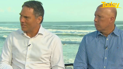 Speaking to Today host Karl Stefanovic, Richard Marles said it's time for the Morrison government to step up.