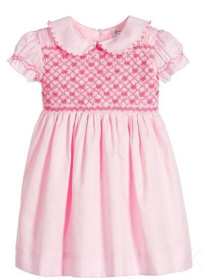"<a href=""https://www.childrensalon.com/rachel-riley-baby-girls-smocked-dress-187374.html?__currency=AUD&amp;___fdc=AU&amp;gclid=EAIaIQobChMI2d_2qYvX3AIVUWi9Ch11ZgLjEAQYAiABEgLatvD_BwE"" target=""_blank"" title=""Rachel Riley Baby Girls Smocked Dress"">Rachel Riley Baby Girls Smocked Dress</a>, $210.86<br />"