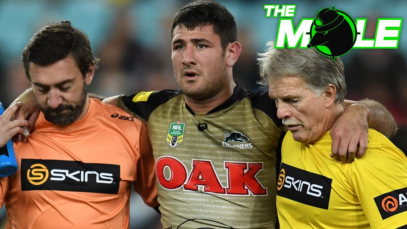 Penrith Panthers prop Sam McKendry facing retirement at 29 after knee setback