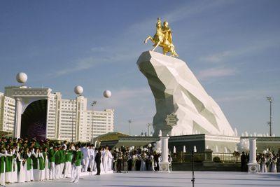2. Ashgabat
