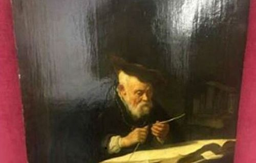 US government returns painting stolen by Nazis