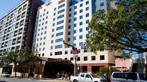 Many hotels in Sydney have been converted to quarantine accommodation in the past year.