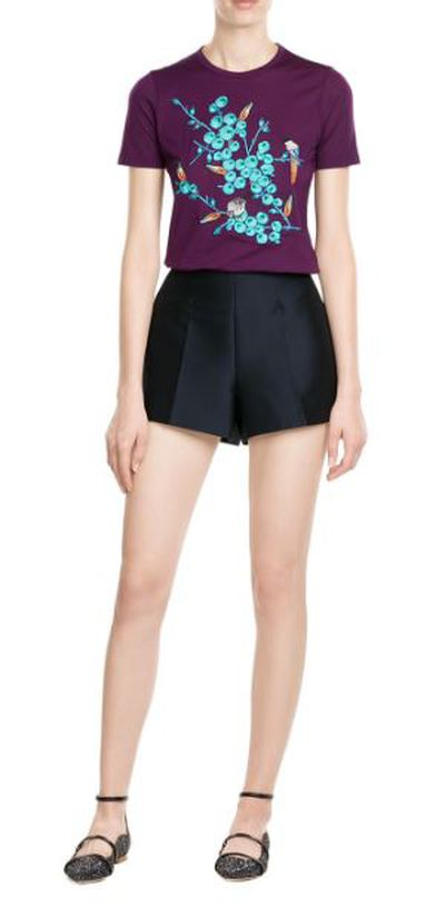 """Carven T-shirt $216 at <a href=""""http://www.stylebop.com/au/product_details.php?id=704155"""" target=""""_blank"""">Stylebop</a><br>"""