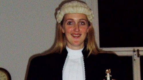 Ms Dawson was a talented barrister who graduated with First Class Honours in Law at the University of Sydney. (Supplied)
