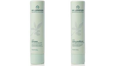 "<p>For oily hair:</p><p><a href=""http://www.delorenzo.com.au/ranges/control-shampoo/"" target=""_blank"">Control Shampoo and Conditioner, $29.50 each,De Lorenzo.</a></p>"