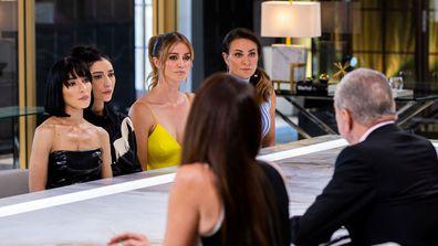 The Veronicas chose to keep Michelle Bridges and Scherri-Lee Biggs behind in the Boardroom on Celebrity Apprentice Australia 2021